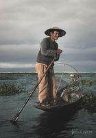 Just a fisherman