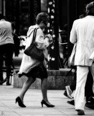 just a street-lady