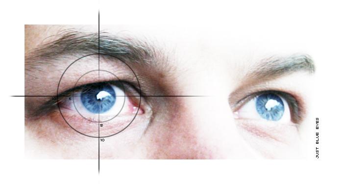 Just Blue Eyes...