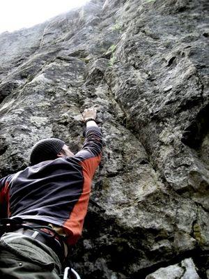 just climb!!