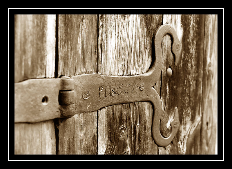 just enter