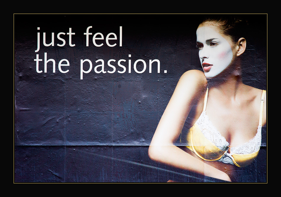 just feel the passion.