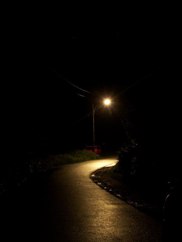 Just follow the light!