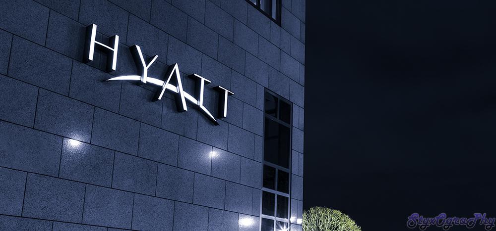 just Hyatt!