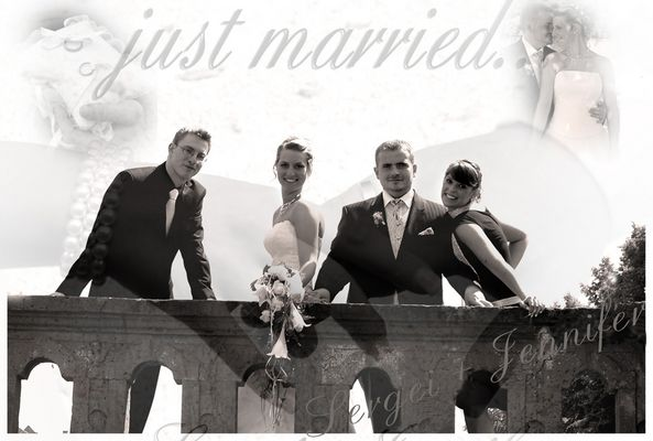 Just Married....