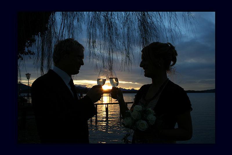 Just married am 8. Dezember