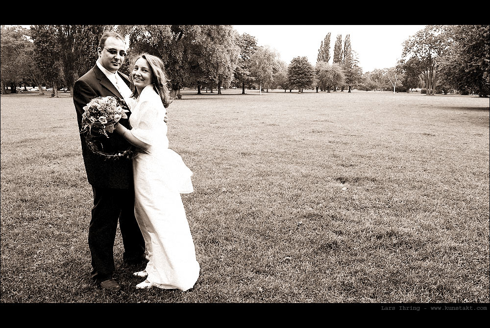 just married II