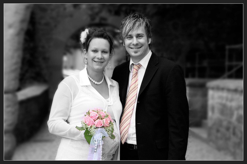 Just Married II, Oktober 2007