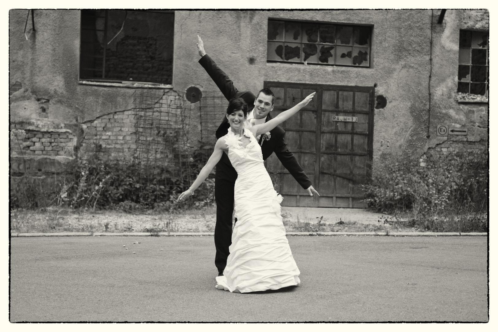 just married no.8
