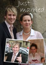 Just Married, Oktober 2007