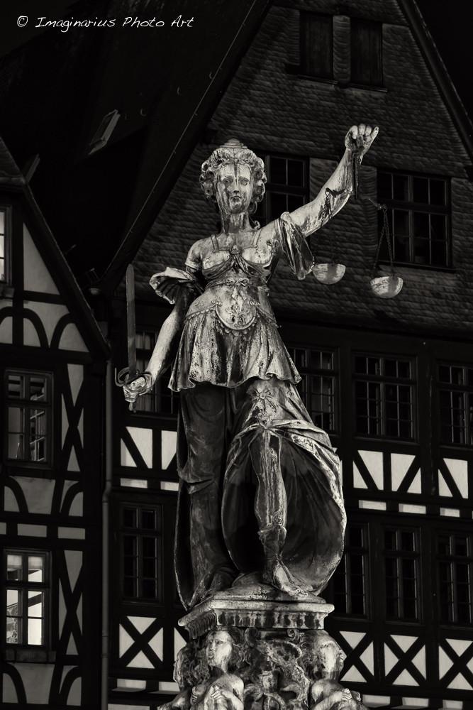 Justicia / Römerberg, Frankfurt am Main