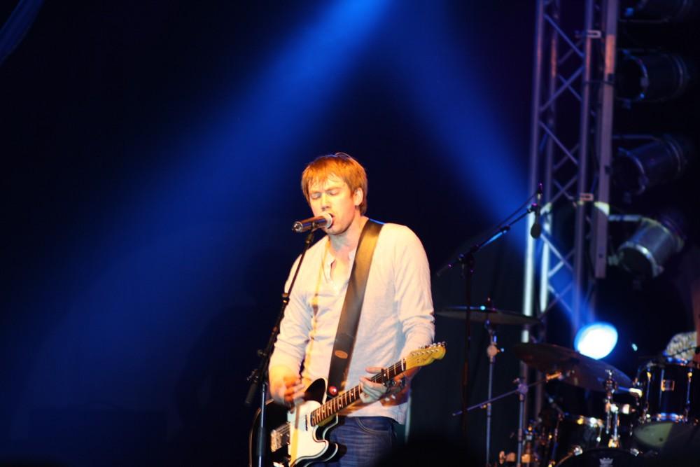 Justin Baik @ Wattstock Festival 2008