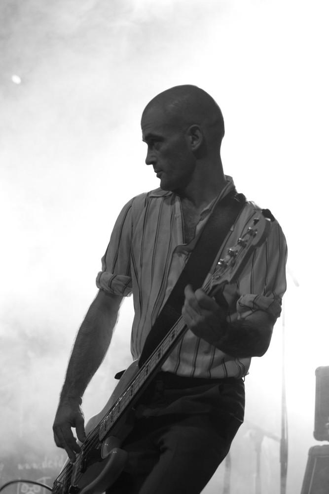 Justin Baik @ Wattstock Festival 2008 Foto 2