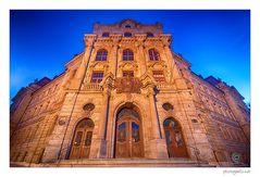 Justizpalast Bayreuth