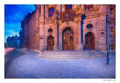 Justizpalast Bayreuth, II