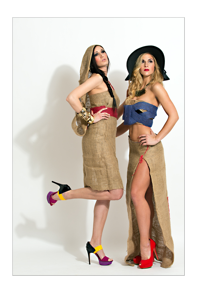 Jute Couture :-)