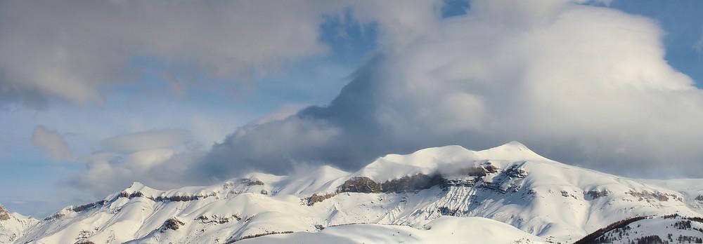 K2 K2 K2, ah ben non c'est juste le mont Mounier
