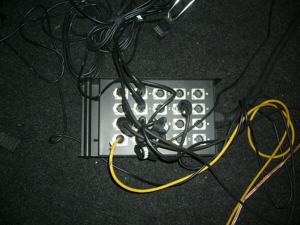 Kabel machen musik