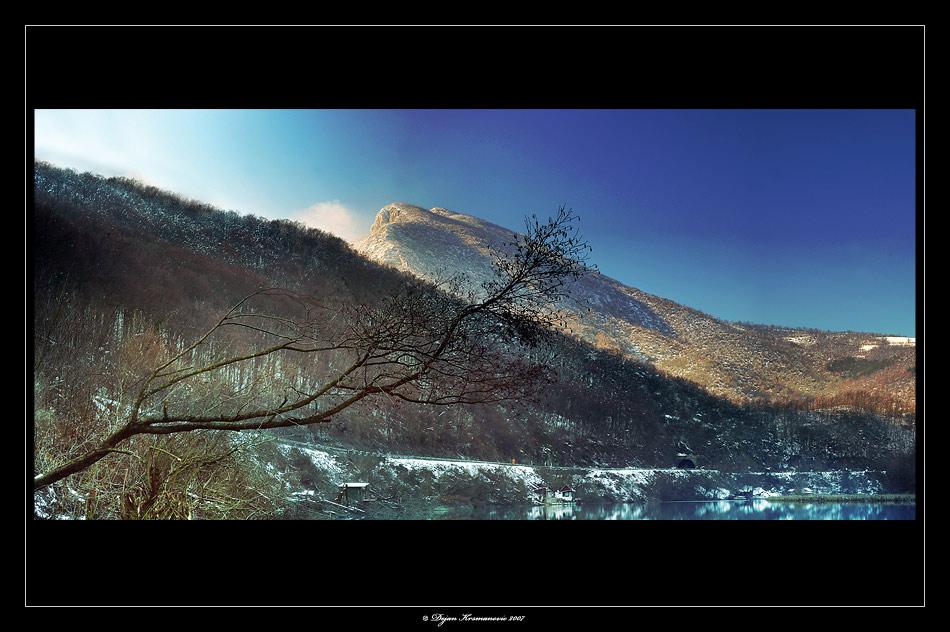 Kablar Mountain Serbia