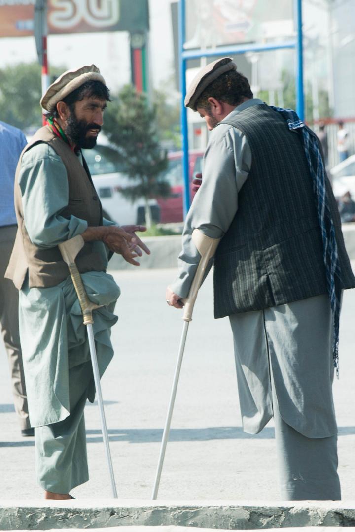 "Kabul Street Life - ""Inshallah"""