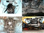 Kadett V8 vorher und nachher