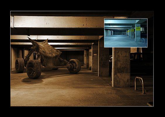 Kad's violent garage