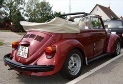 Käfer Cabrio Bj. 1979