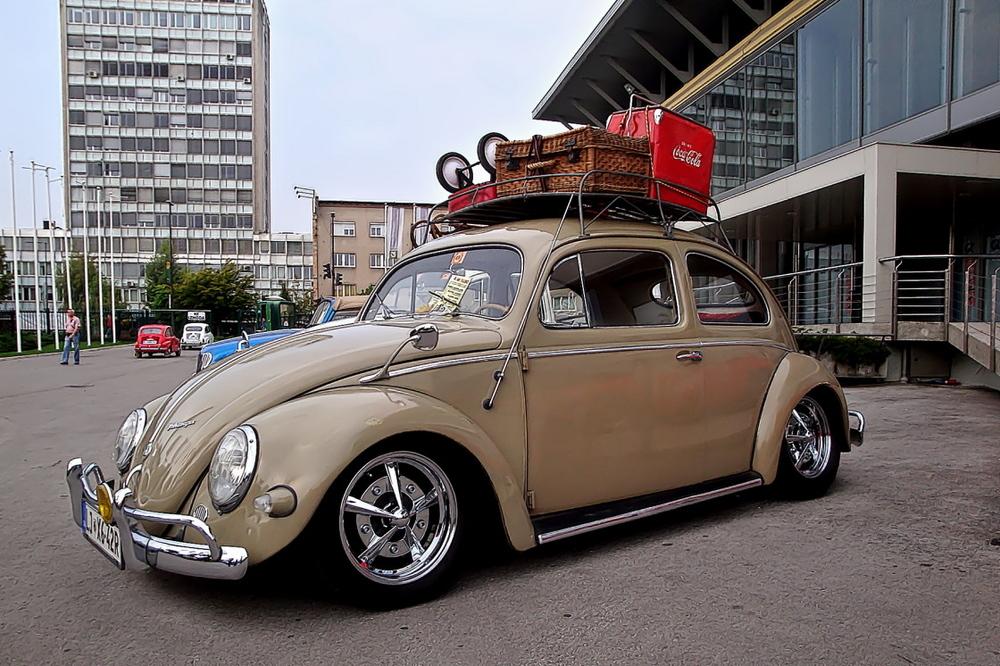 Käfer-Nostalgie
