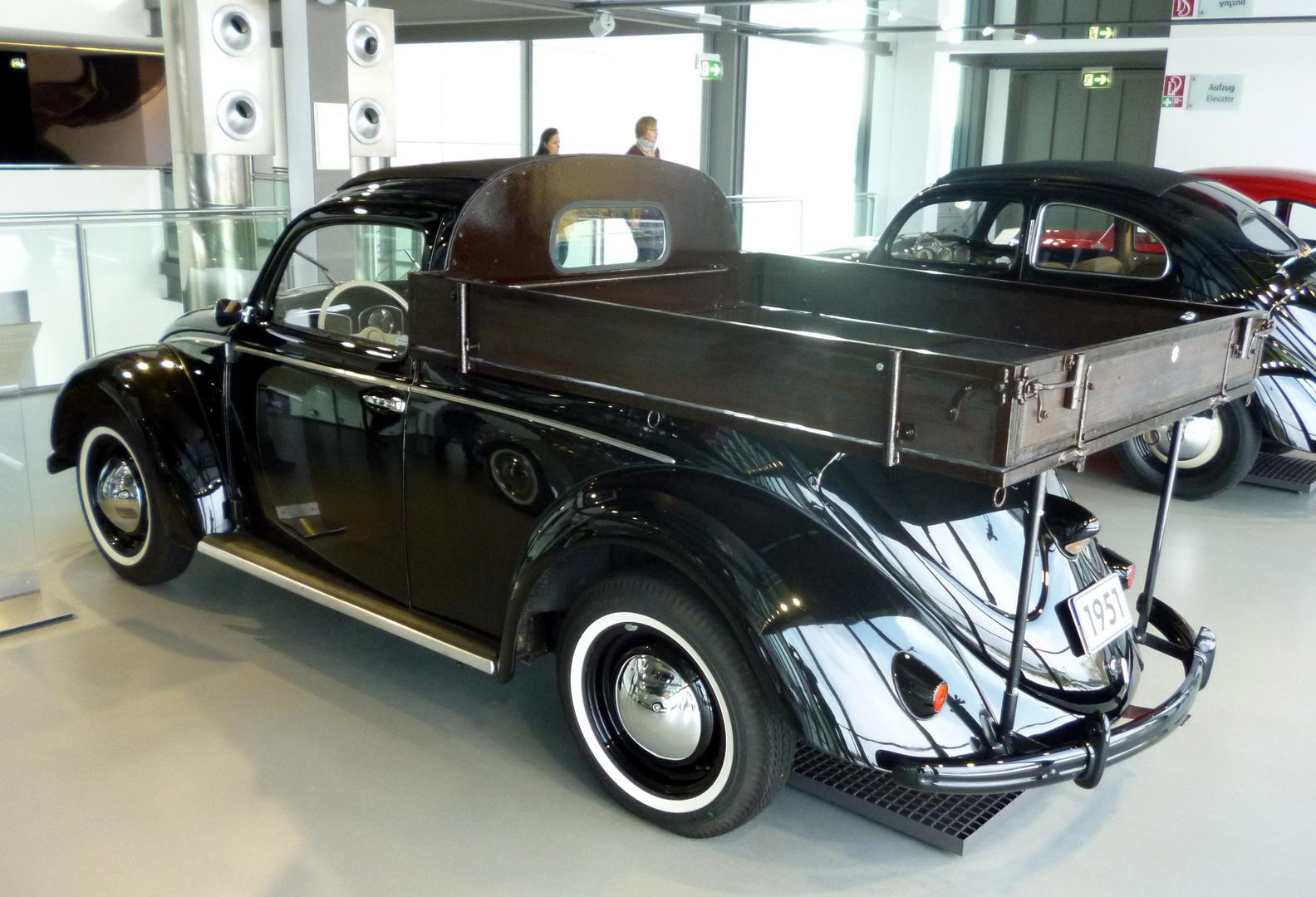 Käfer Pick up von 1951