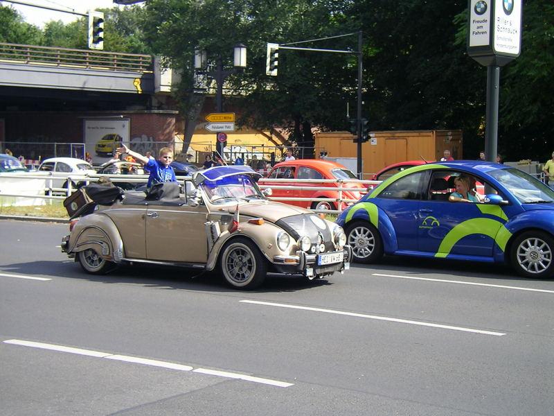Käfertreffen in Berlin 30. Juli 2005 6