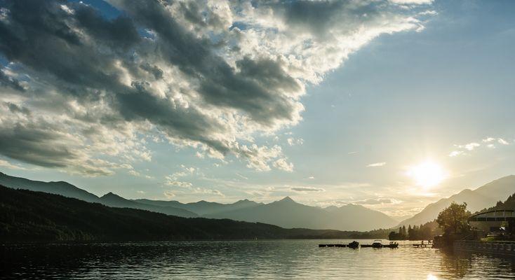 Kärnten   Milstätter See
