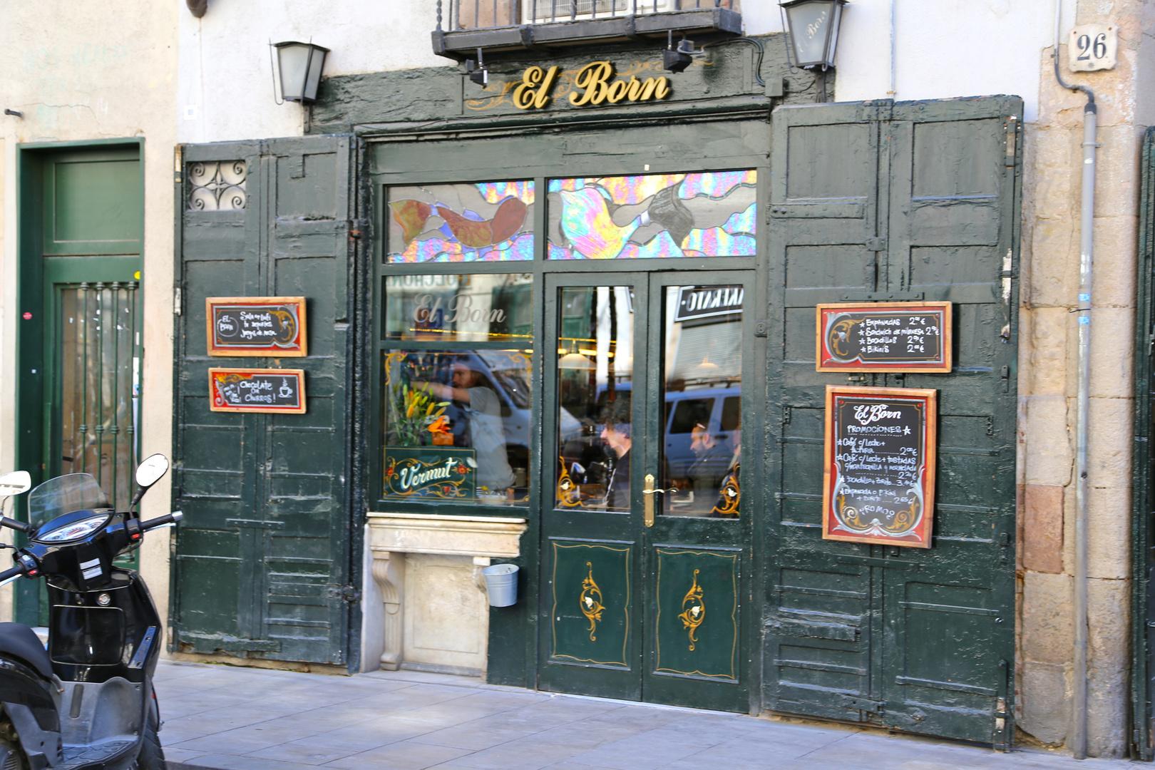 Kaffe, El Born, Barcelona