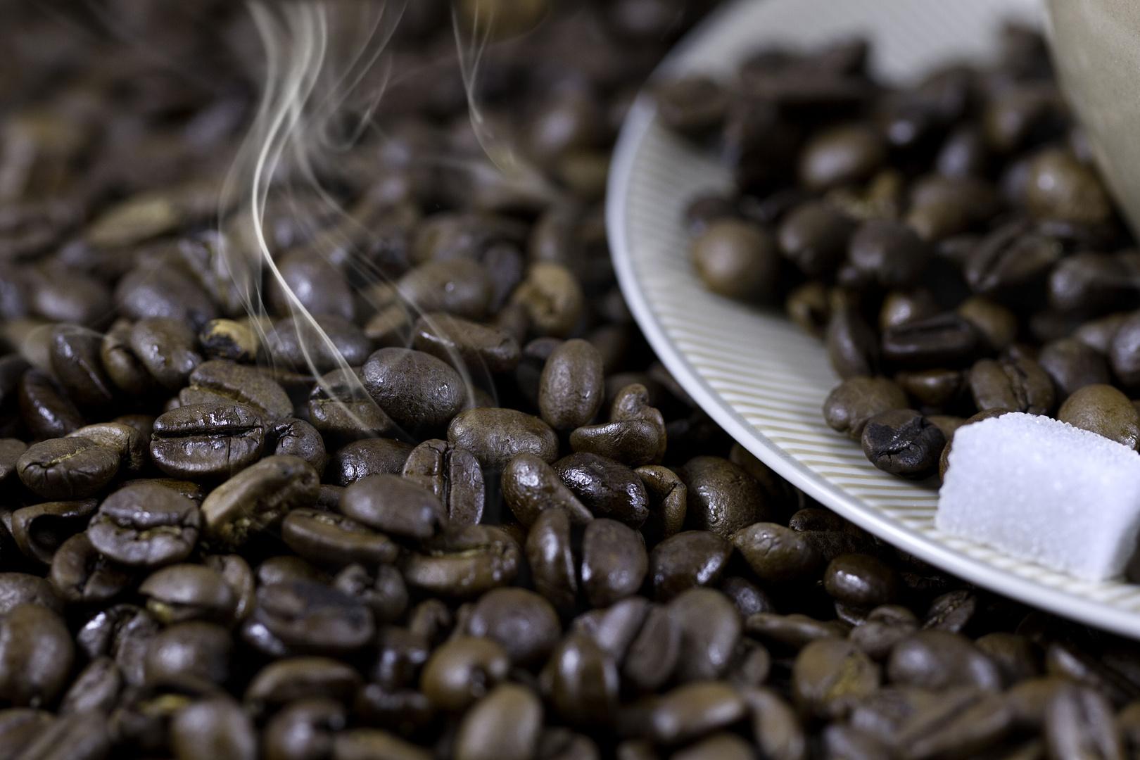 Kaffeduft