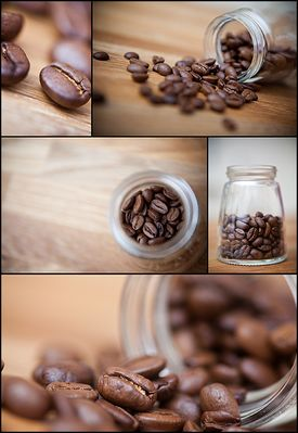 Kaffee am Morgen ...