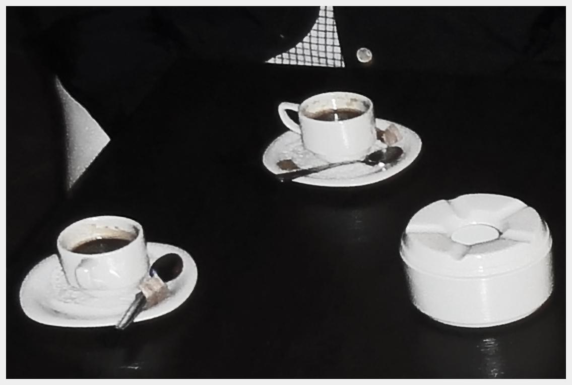 kaffee bei eykol