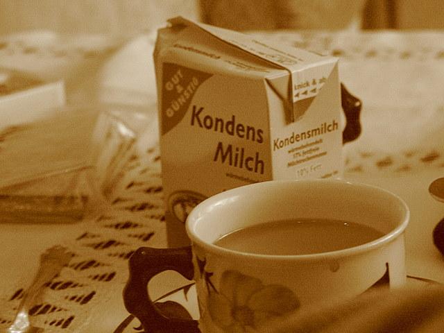 Kaffee bei Oma...