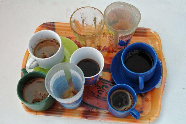Kaffee einfach