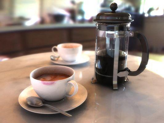 Kaffee für 2
