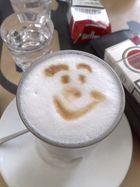 Kaffee... geht immer! :)