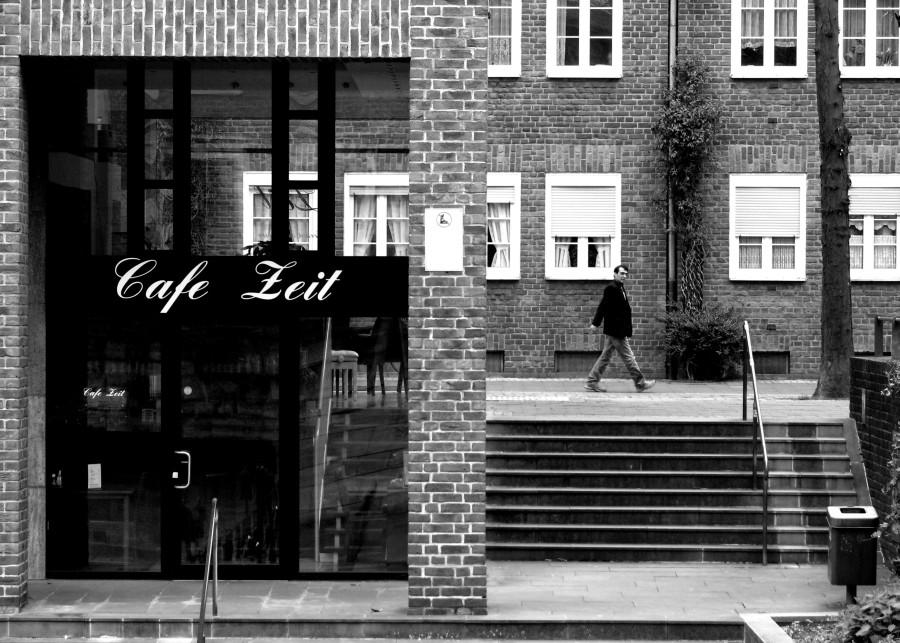Kaffee, geht immer!