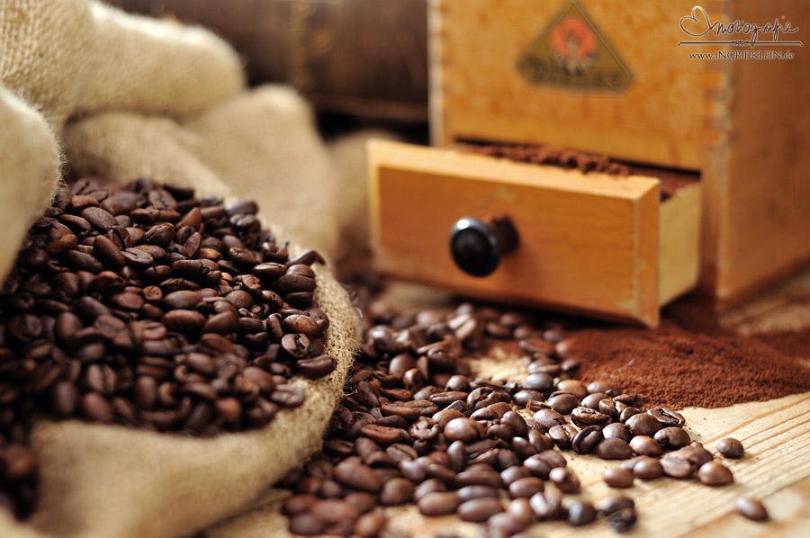 Kaffee liegt in der Luft