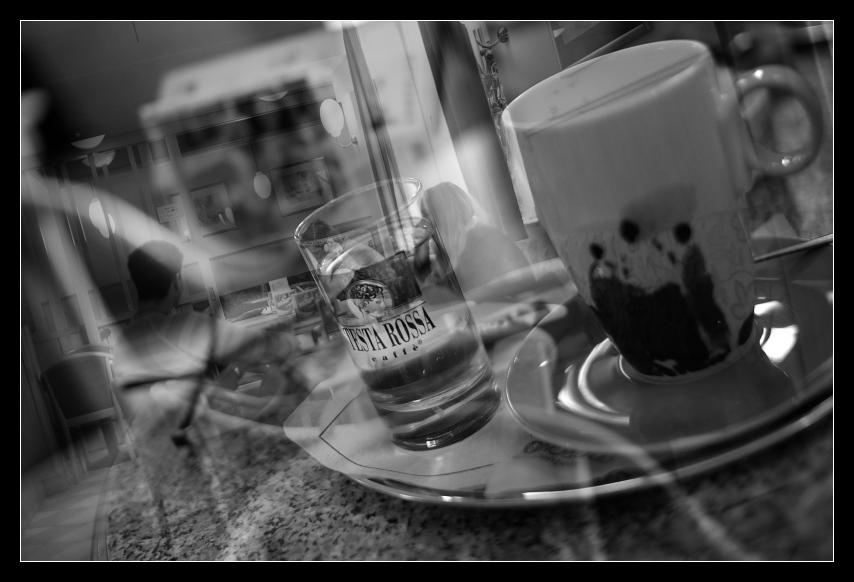 kaffee mit schlag.......