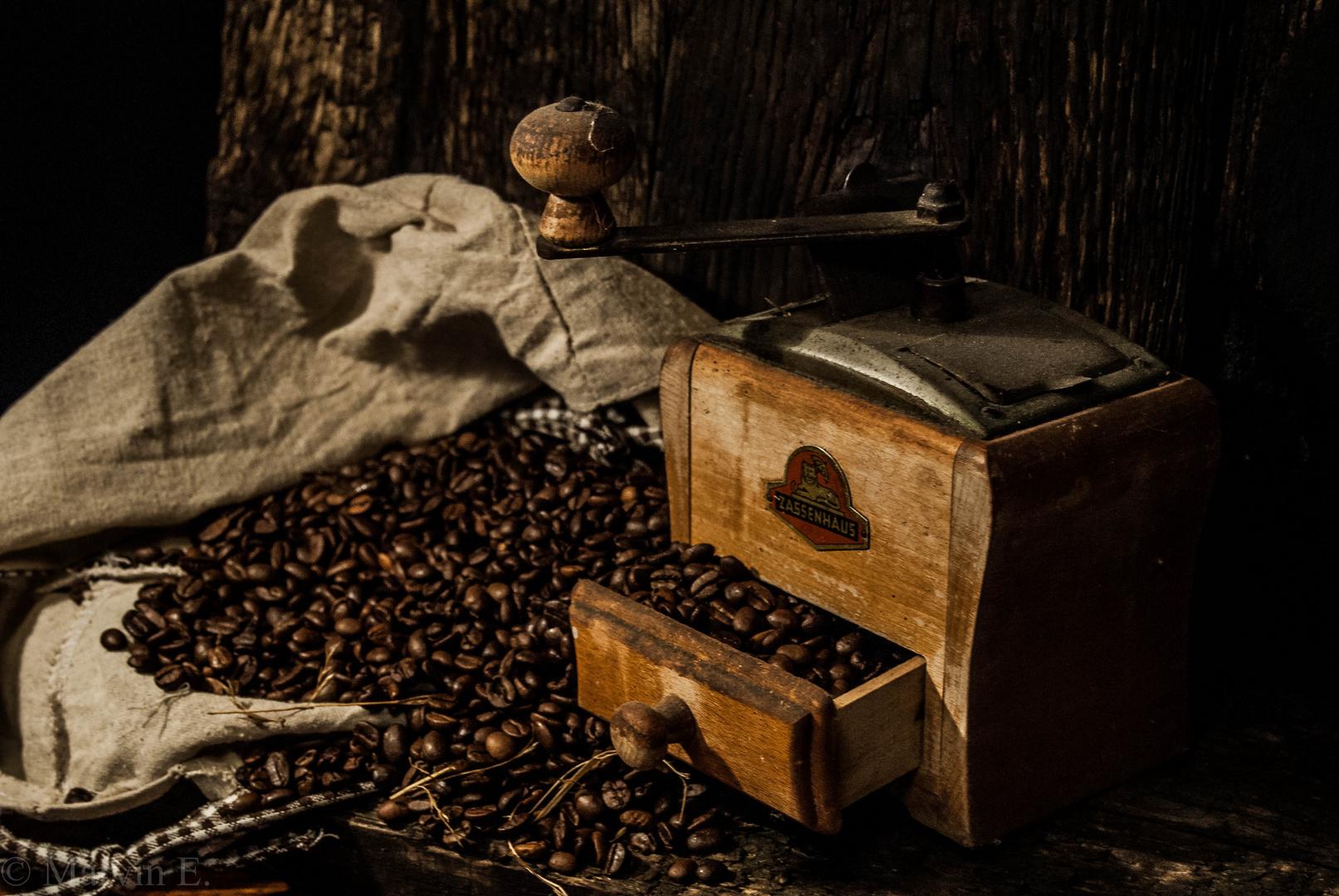 Kaffee + Mühle