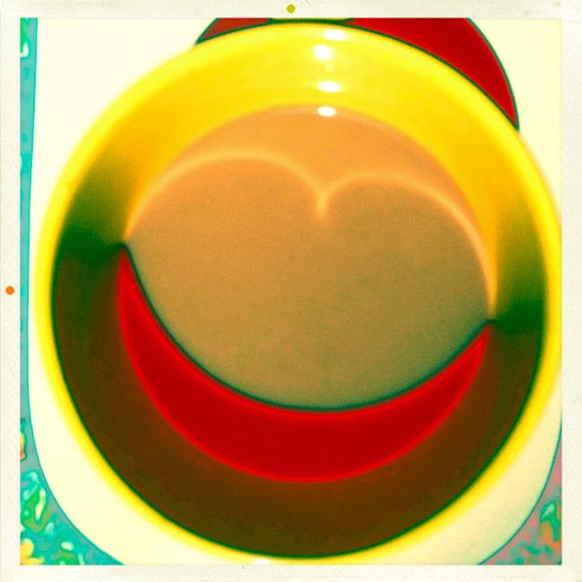 Kaffee-Smily