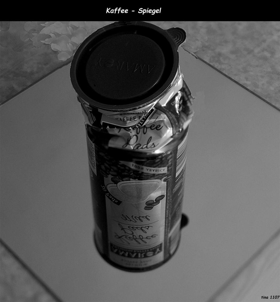 Kaffee-Spiegel