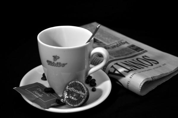 Kaffee Stillleben #3