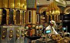 Kaffeeabteilung bei Harrods