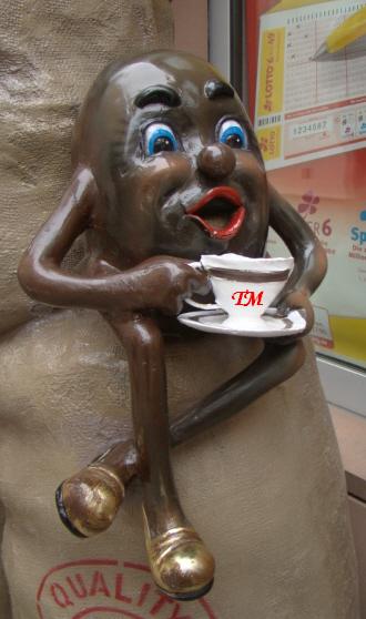 Kaffeebohne mal anders