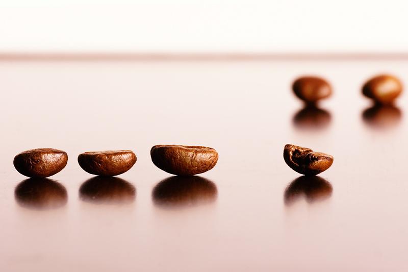 Kaffeebohnen sind auch nur Menschen: coffee klatsch