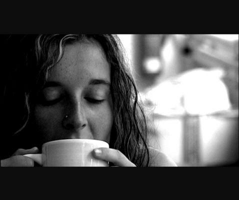 Kaffeegeschlürf